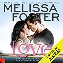 Seized by Love: Love in Bloom: The Ryders, Book 1