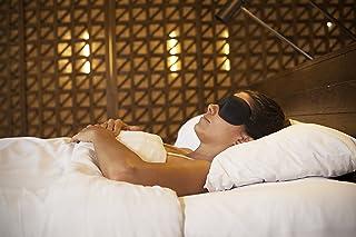 Nidra� Dreams Eye Mask � Face-Fitting Sleep Mask with Comfort Nose Piece � Contoured Shape � Sleep Anywhere, Anytime
