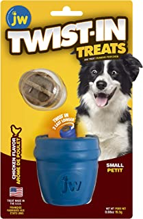 JW Twist-In Treats Small Toy with Treats