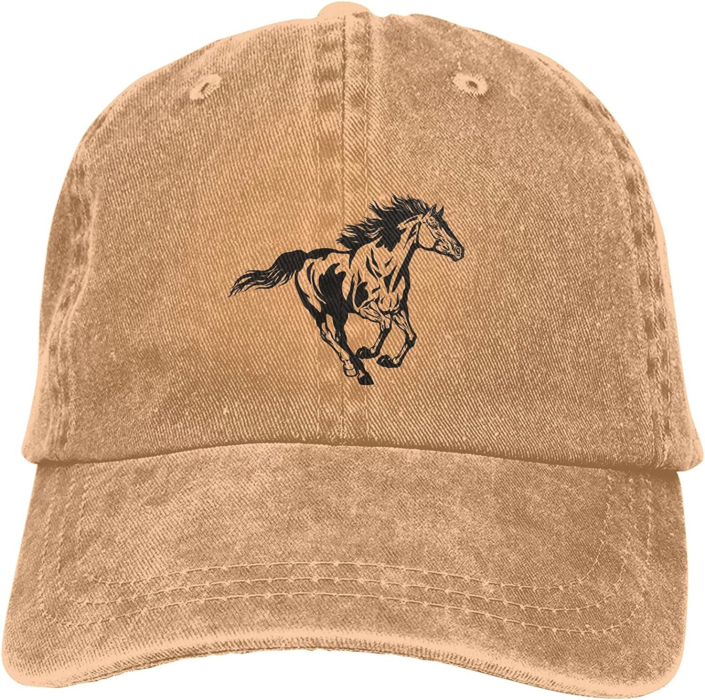 Us Navy Baseball Cap for Men Black Classic Vintage Distressed Adjustable Hat Washed Denim Cute Dad Hat