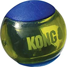 Kong Squeezz Action Ball - Packs of 2 Or 3