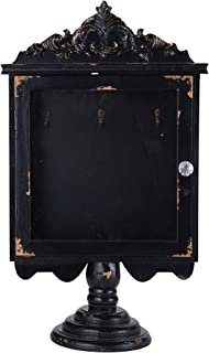 ELEMENTS Black Standing Shadowbox, 13.8x24-Inch