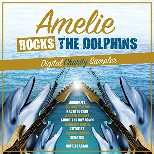 Amelie Rocks the Dolphins