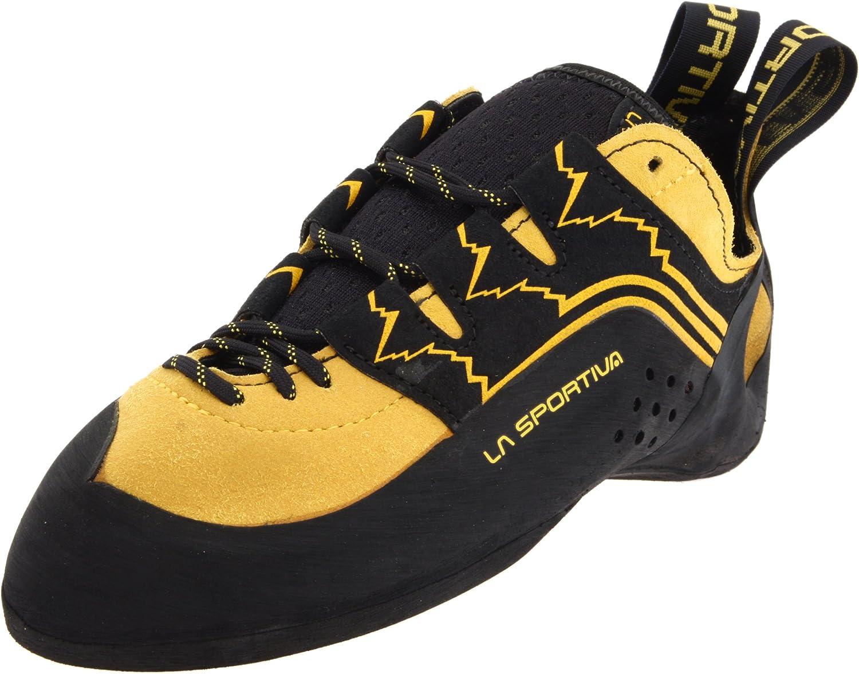 La Sportiva Katana Lace Män eller Kvinnor's Unisex Lace Lace Lace -Up Rock Climbing skor  Kvalitetssäkring