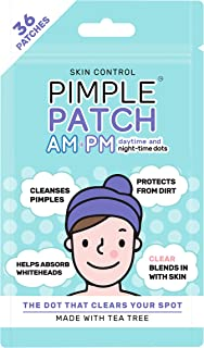 Skin Control Pimple Patch AM and PM Mixed Pack, 36 count