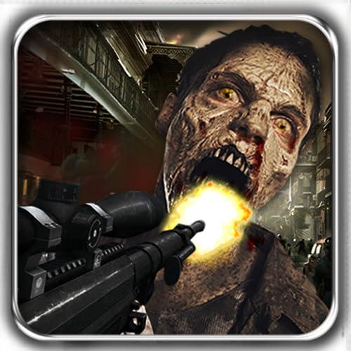 francotirador ataque zombie