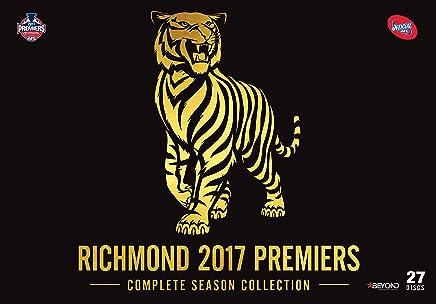 AFL Premiers 2017 Richmond Complete Season Collection - REVISED