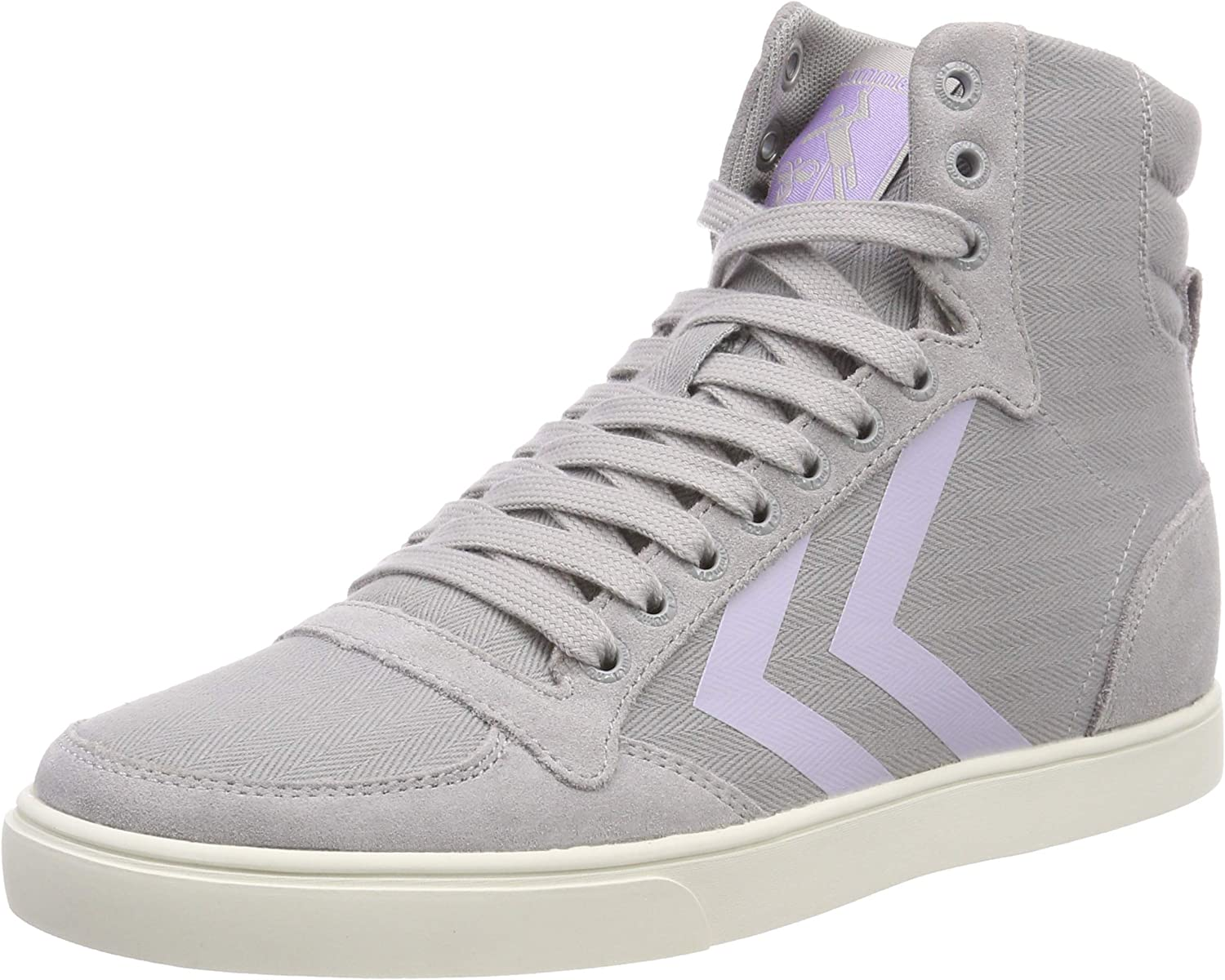 Hummel Women's Slimmer Stadil Hb High Hi-Top Trainers