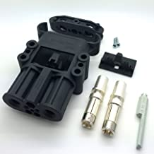 DIN 320A 150V Socket with 50 mm2 Main Contacts, Acid Resistant / 95601-01 / Max. 150V/320A, Sold by OEM Xpress