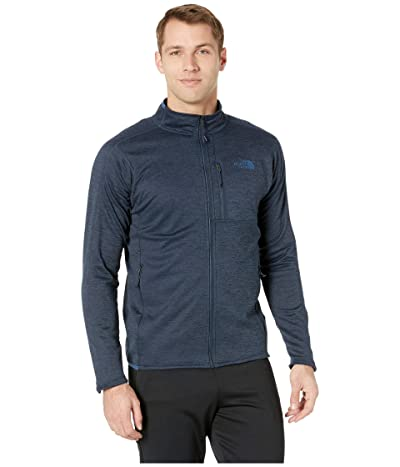 The North Face Canyonlands Full Zip (Urban Navy Heather 2) Men