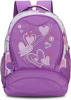 Kids School Backpack Sweetheart Pattern Backpack for Girl