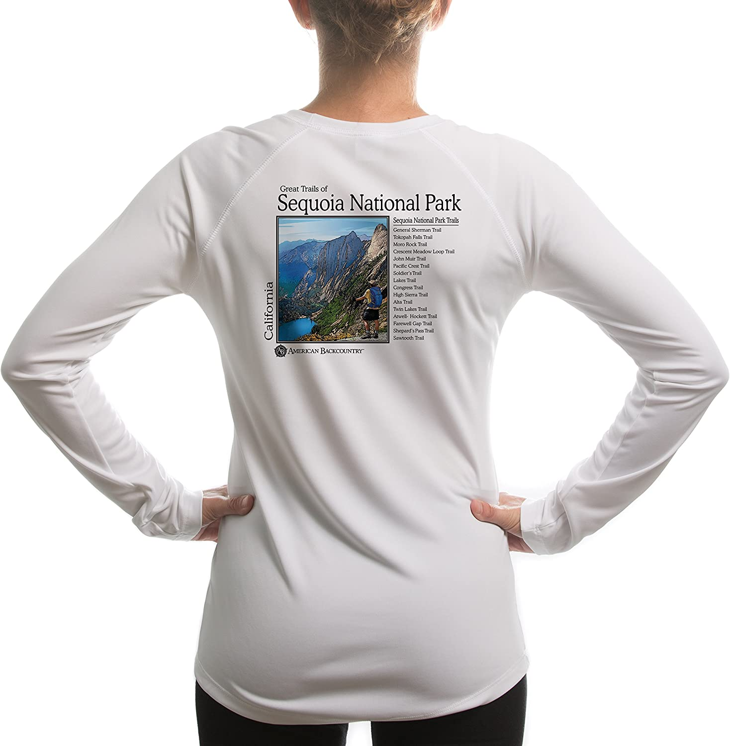 American Sale Raleigh Mall item Backcountry Women's Sequoia National Long 50+ Park UPF