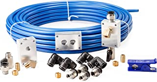 "Rapidair 90500 1/2"" x 100' Air-Compressor Accessories Master Kit, 17.5"" x.."