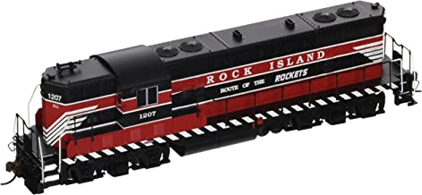 Bachmann Industries EMD GP7 DCC Rock Island #1207 Sound Value Equipped Locomotive (HO Scale)