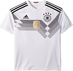 adidas Kids 2018 Germany Home Jersey (Little Kids/Big Kids)