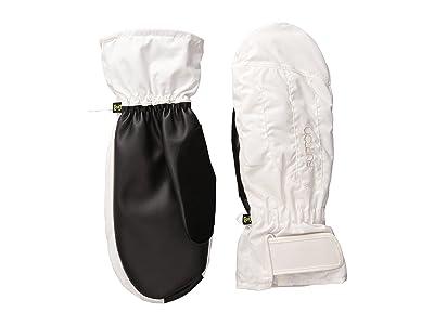 Burton Profile Under Mitt (Stout White) Snowboard Gloves