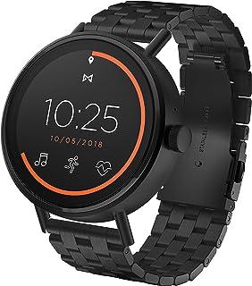 MISFIT Vapor 2 スマートウォッチ ※心拍センサー 防水 GPS搭載 急速充電 GooglePay使用可能 ブラック ステンレス 【日本正規代理店】 MIS7202