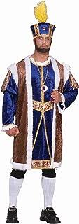 Forum Novelties Men's Plus-Size Extra Big Fun Henry The Viii Costume