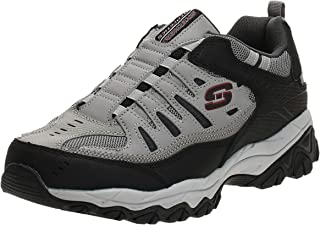 حذاء رجالي بدون كعب من Skechers Afterburn M. Fit Wonted