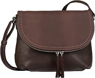 TOM TAILOR bags LARI SNAKE Damen Umhängetasche M, 26,5x5x21