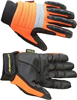 metacarpal protection gloves
