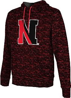 Northeastern University Men's Pullover Hoodie, School Spirit Sweatshirt (Brushed)