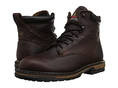 Rocky 6 Ironclad Soft Toe WP (Brown) Men
