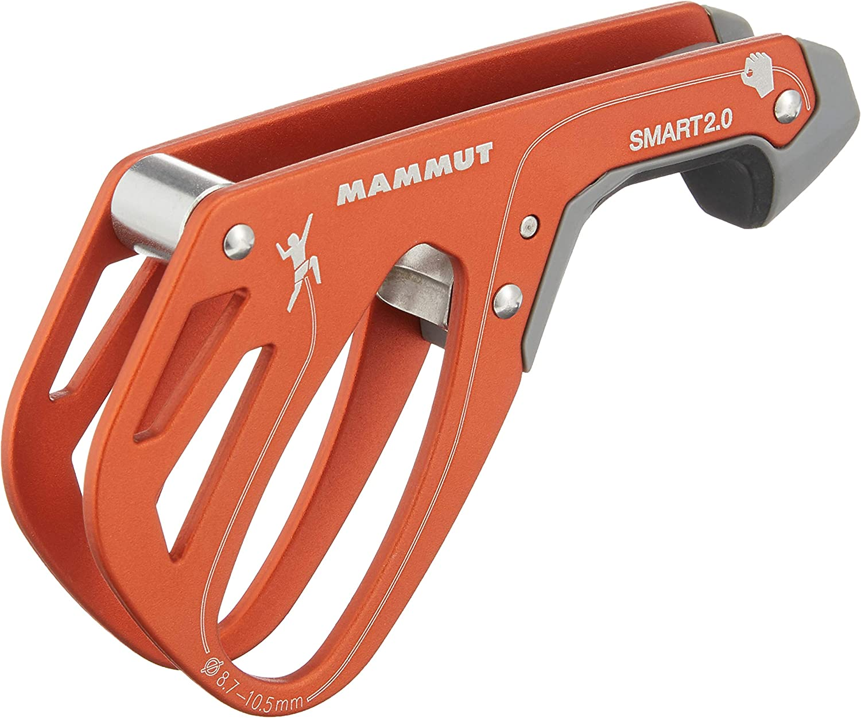 Mammut Smart 2.0 Asegurador de Escalada, Unisex Adulto ...