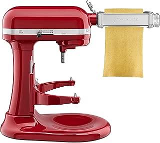 KitchenAid KSMPSA Pasta Roller Attachment, Silver