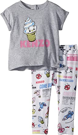 Food Print Two-Piece Set (Infant)