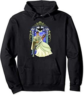 Princess And The Frog Tiana Naveen Arch Hoodie