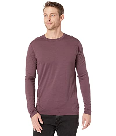 Smartwool Merino 150 Base Layer Long Sleeve (Light Woodsmoke) Men
