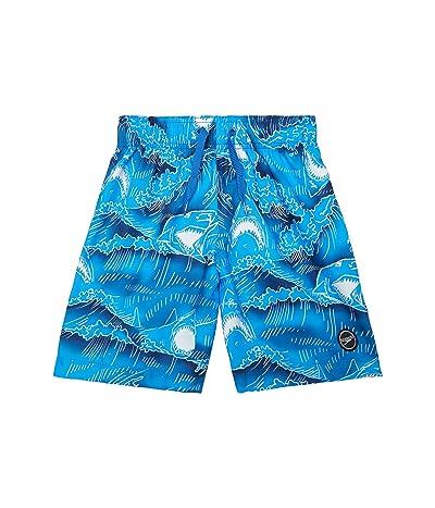 Speedo Kids Beach Time Redondo Volley Shorts (Little Kids/Big Kids)