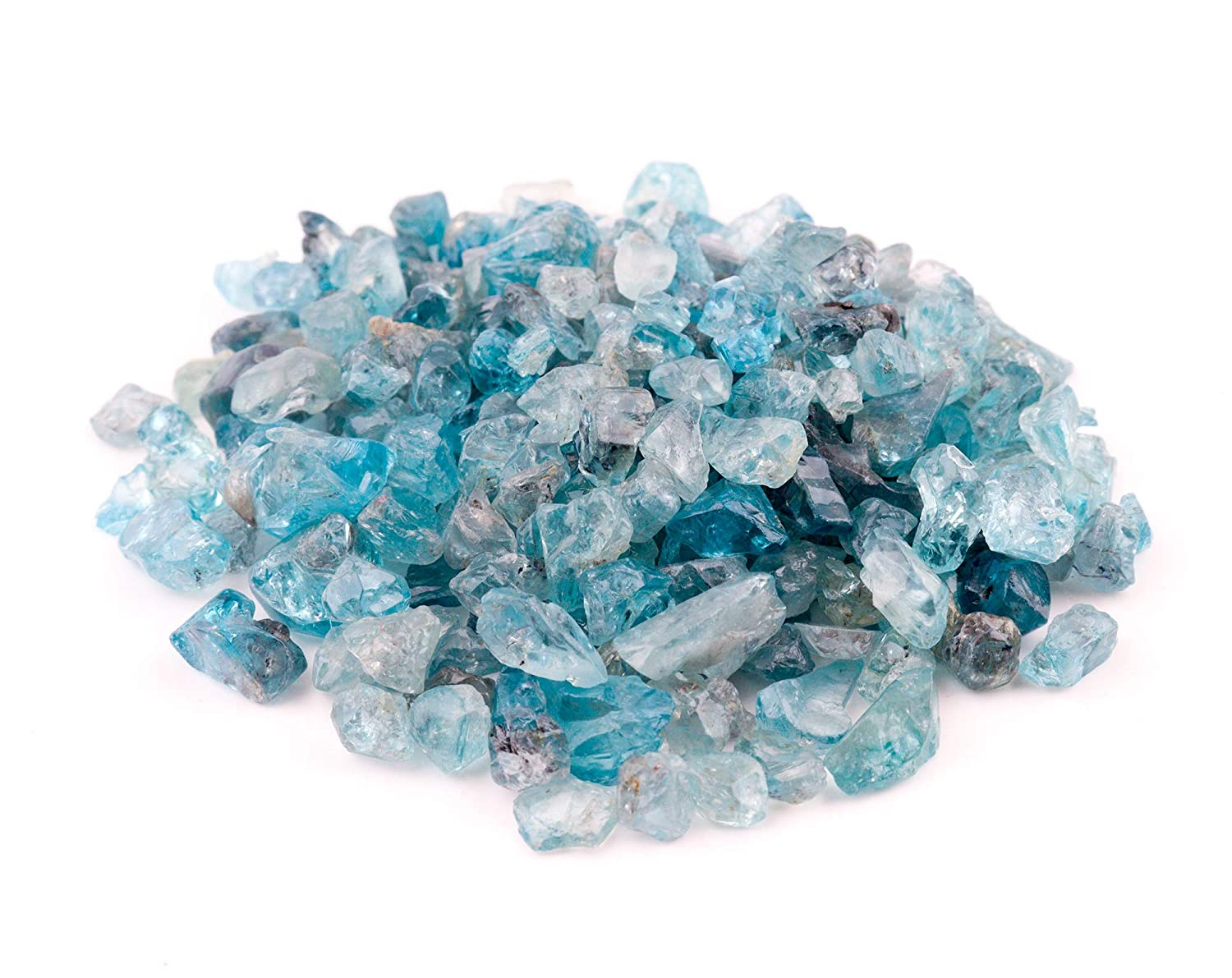 AA+ Grade Raleigh Mall 50 carats Raw Blue Jewelry Crystals Making Classic Zircon Sup
