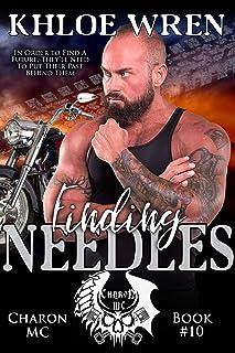 Finding Needles (Charon MC Book 10)