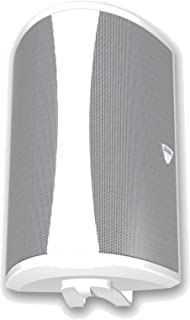 Definitive Technology NECB AW6500 Outdoor Speaker - 6.5-Inch Woofer | 200 Watts | High Performance | Built for Extreme Weather | Single, White