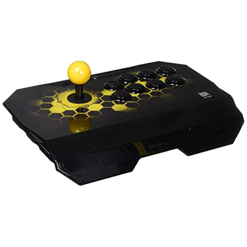 Qanba Drone Joystick for PlayStation 4 and PlayStation 3 and PC (Fighting Stick) Officially