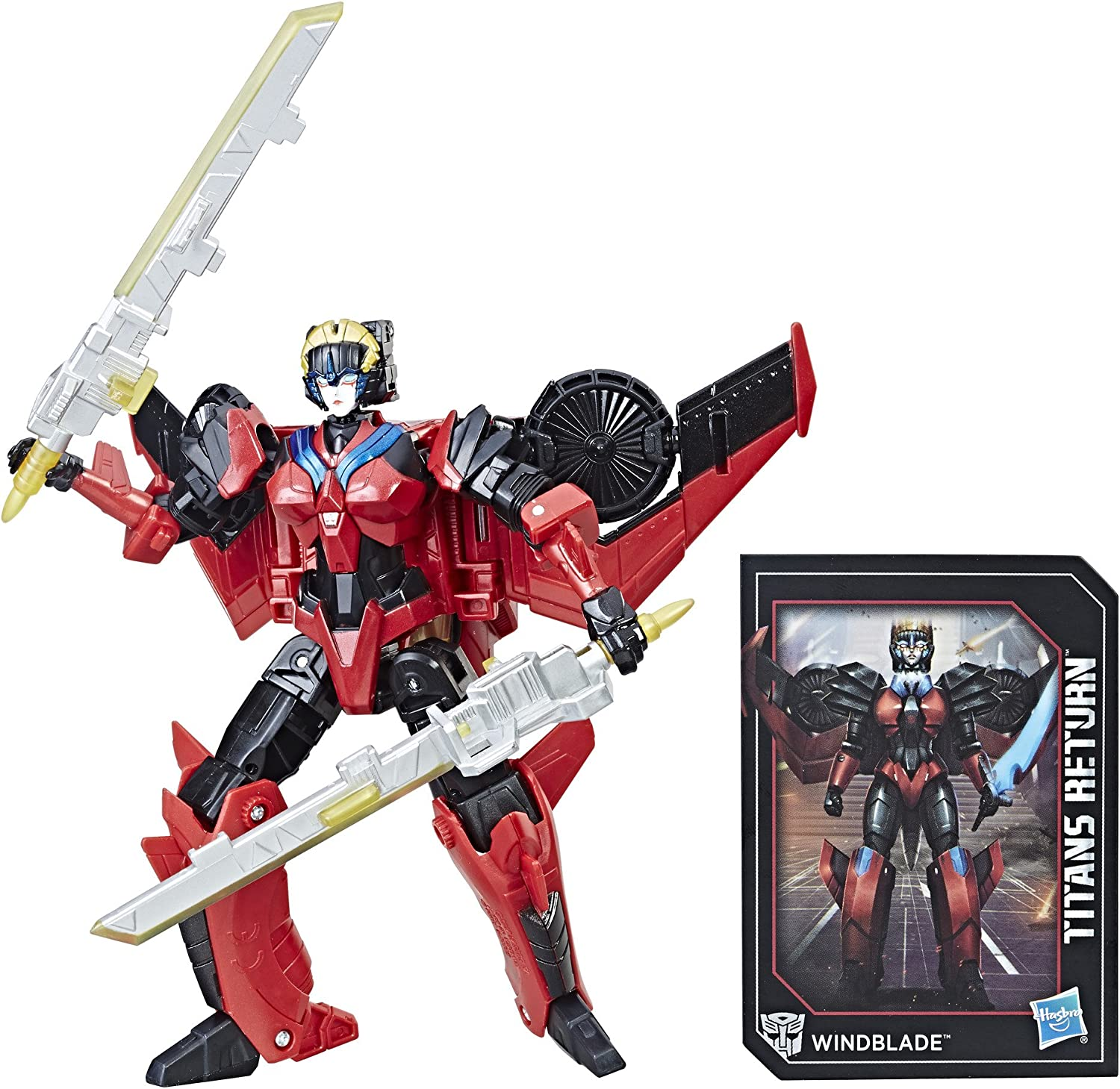 Transformers Generations Titans Return Windblade 信憑 and Scor 保証 Deluxe