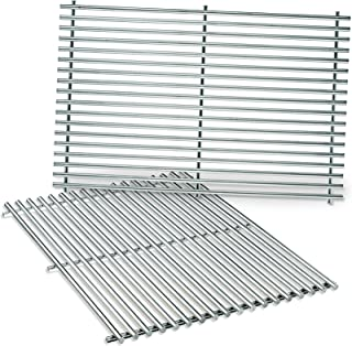 Weber 7528 Stainless Steel Cooking Grates (19.5 x 12.9 x 0.6)