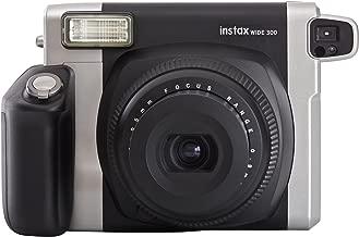 Fujifilm Instax 300 Wide Instant Camera Bundle with 20 Shots