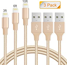 Best gold iphone cable Reviews