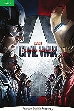 MARVEL: Captain America Civil War - Buch mit MP3-Audio-CD