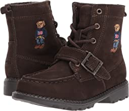 Polo Ralph Lauren Kids Ranger Hi II (Toddler)