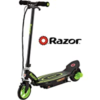 Razor Power Core 90 Electric-Powered Scooter with Rear Wheel Drive (Green / Pink)