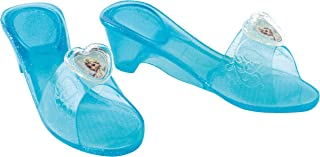 Rubie's Official Child's Disney Frozen Elsa Jelly Shoes - One Size