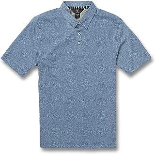 Volcom Boys' Big Wowzer Modern Fit Cotton Polo