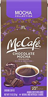 McCafe Light Roast Chocolate Mocha Ground Coffee (11 oz Bag)