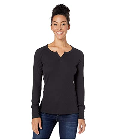 Columbia Fall Pinetm Long Sleeve Pullover (Black) Women