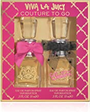 Juicy Couture Viva La Juicy Couture To Go 2 Piece Fragrance Gift Set, Perfume for Women, 2 count
