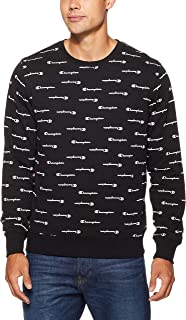 Champion Men's All Over Graphic Pullover Sweat
